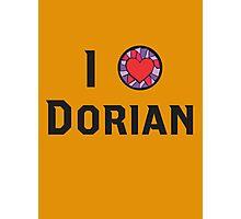 I Heart Dorian Photographic Print