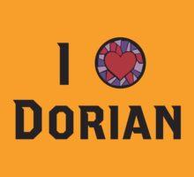 I Heart Dorian by NevermoreShirts