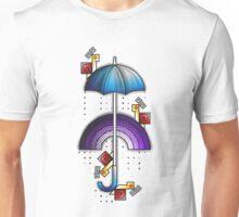 Under the rain - Inked Unisex T-Shirt