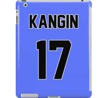 Super Junior Kangin Jersey iPad Case/Skin