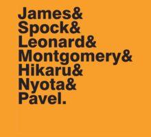 The Original Crew by NevermoreShirts