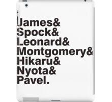 The Original Crew iPad Case/Skin