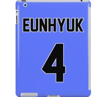 Super Junior Eunhyuk Jersey iPad Case/Skin