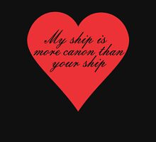 My Ship is More Canon T-Shirt
