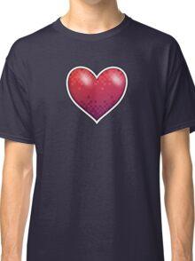 Heart of Pixels Classic T-Shirt
