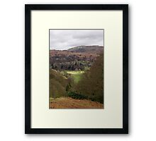 A Day In The Lakes Framed Print