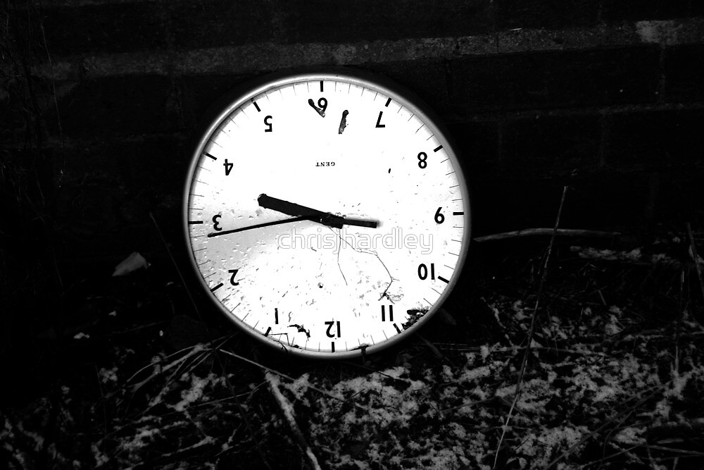 Stuck In Time by Chris Hardley