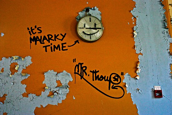 Malarky Time by Chris Hardley