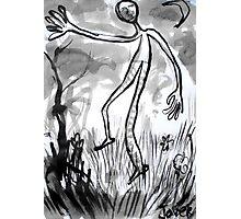 night dancing Photographic Print