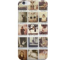 taylor swift | 1989 polaroids iPhone Case/Skin