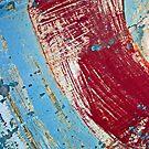 the red sail by Lynne Prestebak
