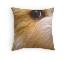 Here's Mud in Your Eye, Mate! Throw Pillow