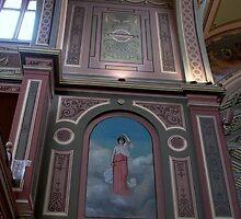 Lovely Victorian interior Royal Exhibition Building by BronReid