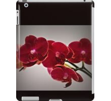 Orchids For My Birthday iPad Case/Skin
