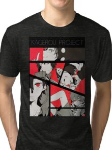 Fanart Kagerou Project Tri-blend T-Shirt