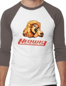 Hedwig and the Angry Inch Comic Book/Pop Art Men's Baseball ¾ T-Shirt