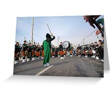 Swinging in Pollagh Greeting Card