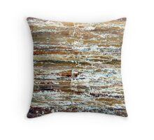 Arctic Tundra Throw Pillow