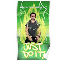 Super Shia Motivation! Poster
