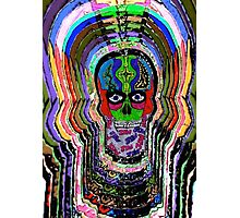 Jawdeddy Jaw Skull Photographic Print