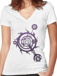 Oghma Infinium Women's Fitted V-Neck T-Shirt