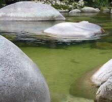 Moss rocks by dankar