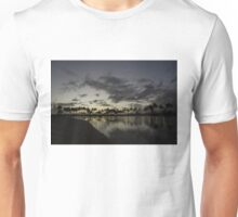 Hawaiian Sunset - Waikiki, Honolulu Unisex T-Shirt