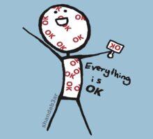 Everything is OK! by shandab3ar