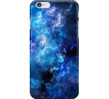 Blue Nebula iPhone Case/Skin