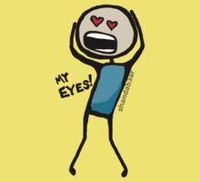 I thought love felt good? by shandab3ar