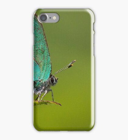 Green Hairstreak iPhone Case/Skin