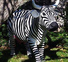 Zebra? Cow? Huh?   by Kenric A. Prescott