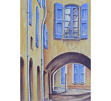 Arch in Provence Photographic Print