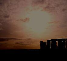 Stonehenge by dankar