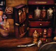 Doctor - Medical Kit by Mike  Savad