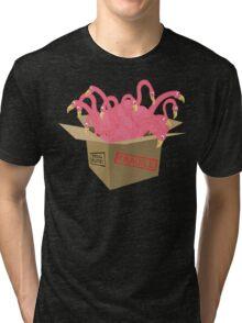 Flock You!  Tri-blend T-Shirt