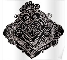 Wrought Heart Poster
