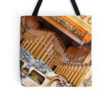 Abstract Organ Tote Bag