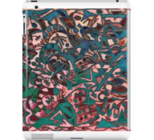"""Fancy Foot Work - Southwest"" iPad Case/Skin"