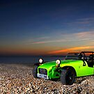The Caterham Superlight .... by M-Pics