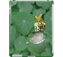 Pretty Pretty Caterpillar (but without the text) iPad Case/Skin