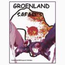 GROENLAND SAFARI'S/LODGE  TEESHIRT - South Africa by Magaret Meintjes