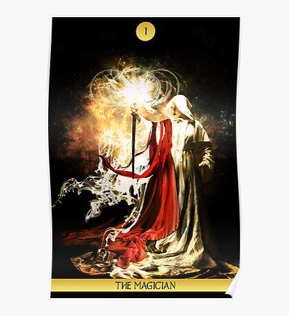 I - The Magician Poster