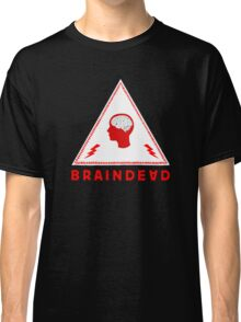 braindead - white Classic T-Shirt