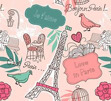 Paris In Love by SpiceTree