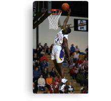 Slam Dunk! Canvas Print