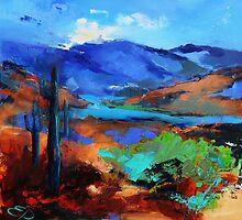 Along the Trail - Arizona by Elise Palmigiani