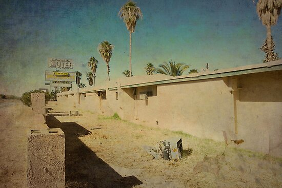 Picacho Motel by Steve Silverman