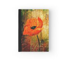 The Poppy Journals...Trapped Hardcover Journal
