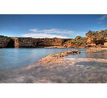 Spiaggia di Punta della mola  Photographic Print